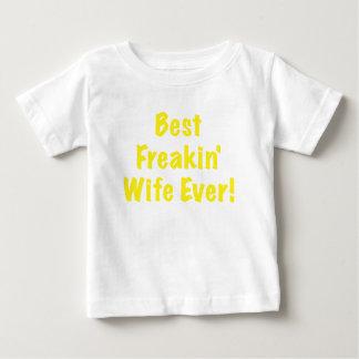 Best Freakin Wife Ever T Shirt