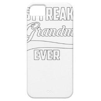 BEST FREAKING GRANDMA EVER iPhone 5 COVER