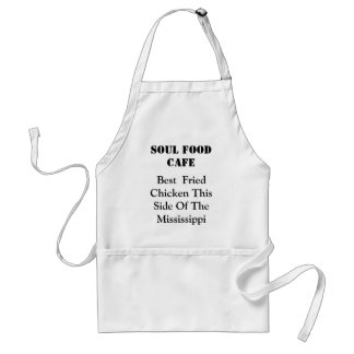 Best  Fried Chicken This Side Of The Mississipp... Standard Apron