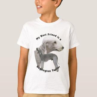 Best friend Bedlington Terrier T-Shirt