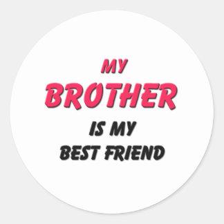 Best Friend Brother Sticker