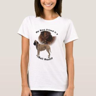 Best friend Bull mastiff T-Shirt