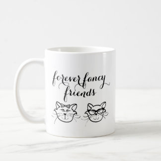 Best Friend Cat Mug
