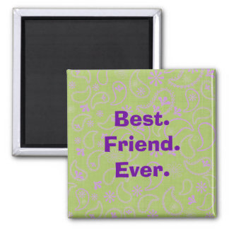 Best Friend Ever Magnet