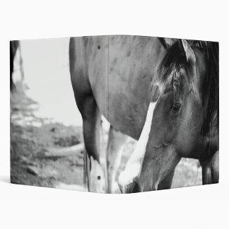 """Best friend """"horse"""" binder"""