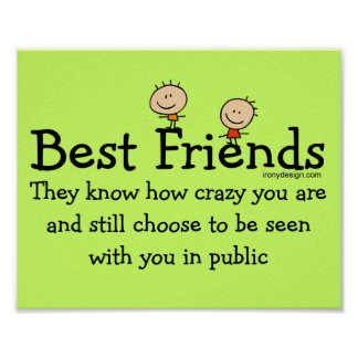 Best Friend Knows Poster