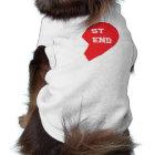 Best Friend Matching Dog and Human Shirt