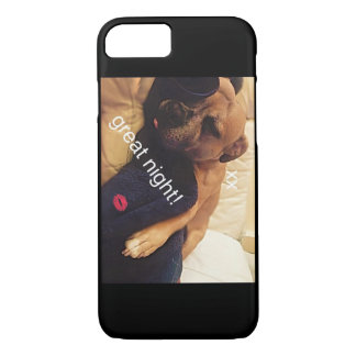 Best friend Partied out iPhone 7 Case
