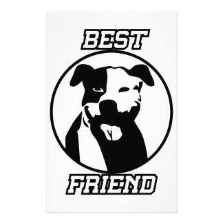 Best friend personalized stationery