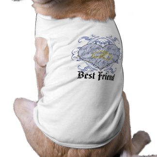 Best Friend T-Shirt With This Ring I Thee Wed Pet Tee Shirt