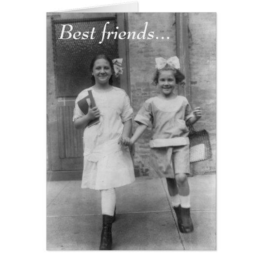 Best Friends Card