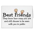 Best Friends Cards