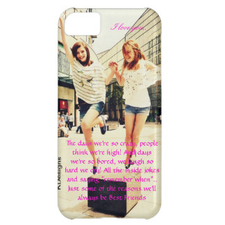 Best Friends Cover For iPhone 5C