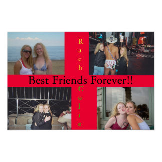 Best Friends For Life Posters