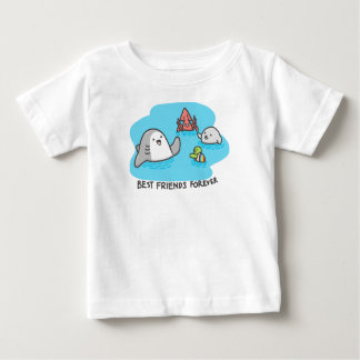 Best friends forever! baby T-Shirt