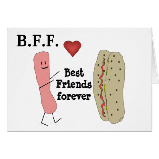Best Friends Forever Card