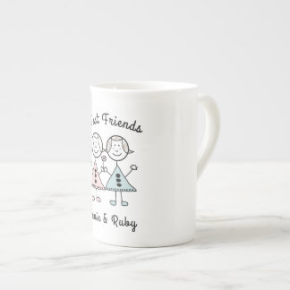 """""""Best Friends Forever"""" Coffee/ Tea Cup"""