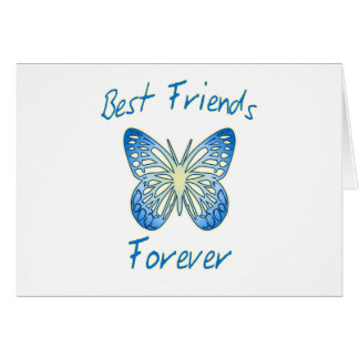 Best Friends Forever Greeting Card