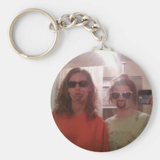best friends forever! keychain