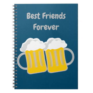 Best Friends Forever Notebook