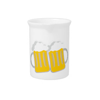 Best Friends Forever Pitcher