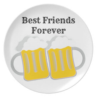 Best Friends Forever Plate