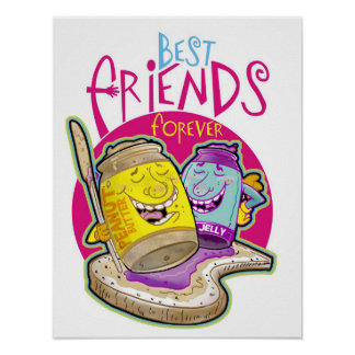 Best Friends Forever! Poster