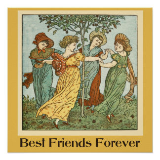 Best friends forever posters