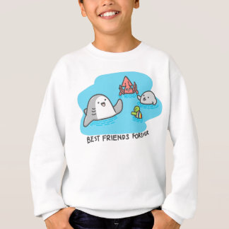 Best friends forever! sweatshirt
