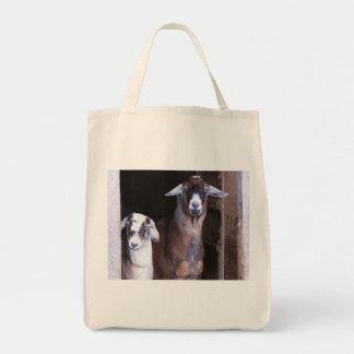 Best Friends Goat Tote