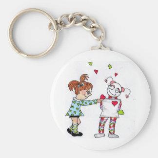 Best Friends Keychain