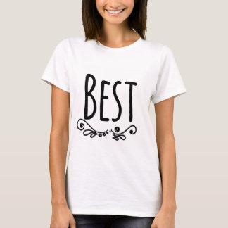 Best friends matching t-shirts part 1 (best)