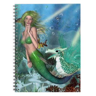 Best Friends Mermaid Fantasy Notebooks