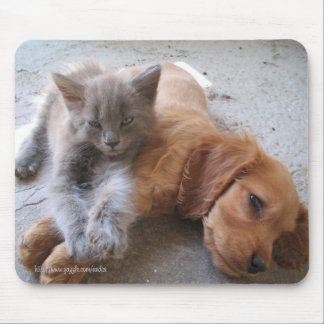 Best Friends Mousepad