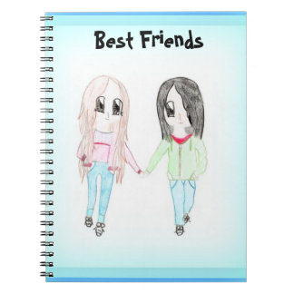 Best Friends Notebooks