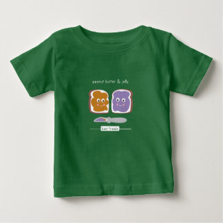 Best Friends PB & J Baby T-Shirt