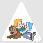 Best Friends Reading Stickers