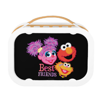 Best Friends Sesame Street Lunch Box