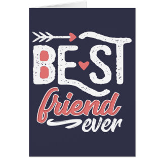 best friends very best friends friendship card