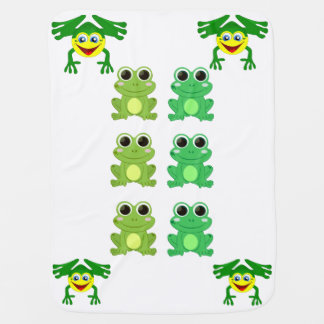 Best Frog Baby Blanket (customizable)