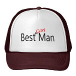 Best Gay Man Wedding Hats