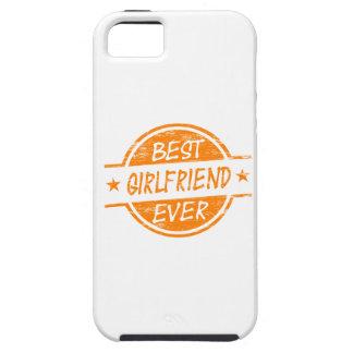Best Girlfriend Ever Orange iPhone 5/5S Covers