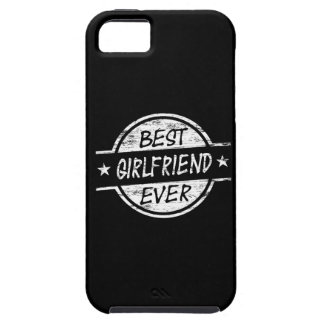 Best Girlfriend Ever White iPhone 5 Covers