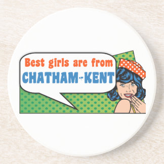 Best girls are from Chatham-Kent Coaster