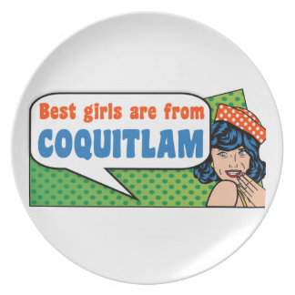 Best girls are from Coquitlam Plate
