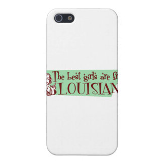 Best Girls are from Louisiana iPhone 5 Cover