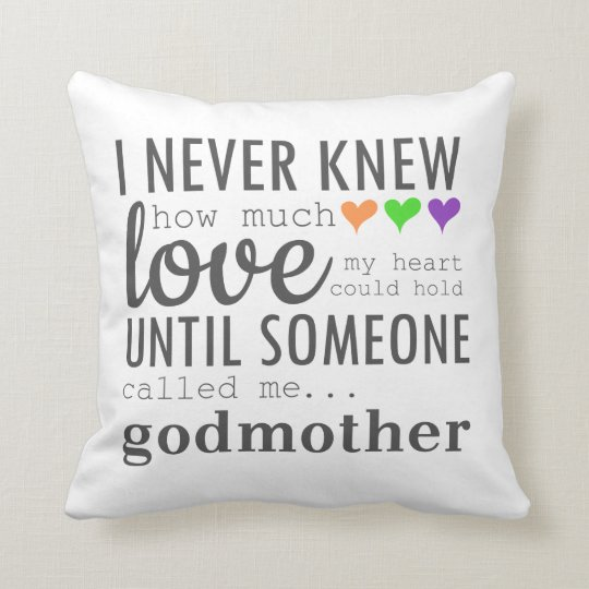 Best GodMother Pillow