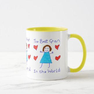 Best Gran In The World Mug