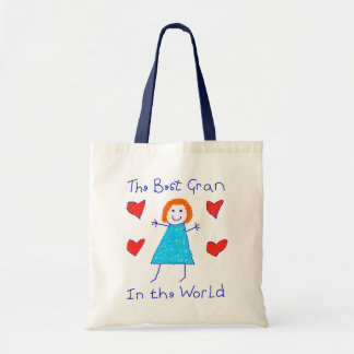 Best Gran In The World Tote Bag