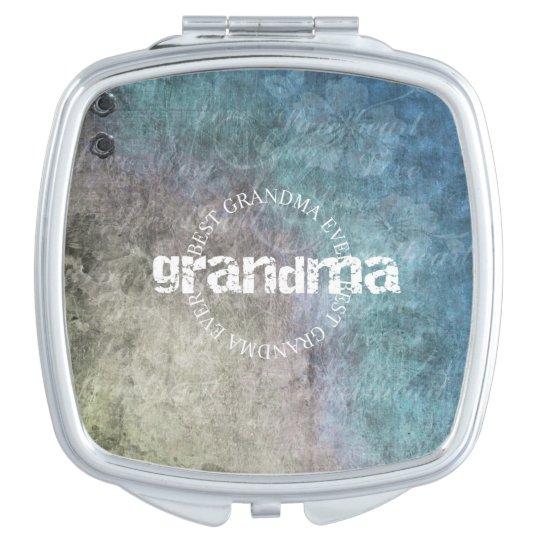 Best Grandma Ever - Compact Makeup Mirrors
